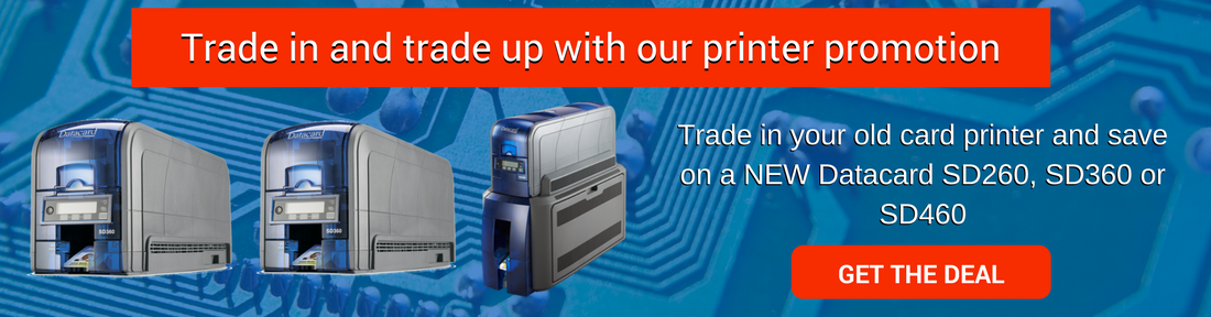Saflec Datacard Printer Promotion