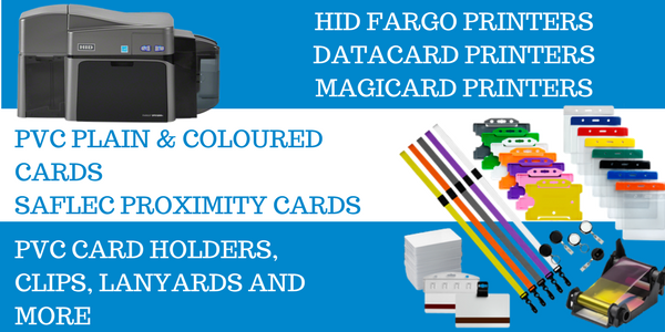 Saflec New Products Printers and Card Accessories