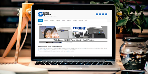 Saflec Systems New Website Blog Post