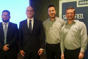 Saflec Systems at the HID Partner Solutions Seminar