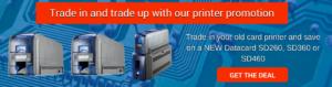 Saflec Datacard Printer Promotion