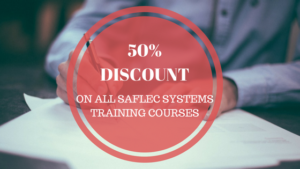 50% Off all Saflec Systems Courses