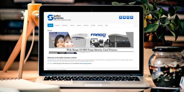 Saflec Systems New Website Blog Post