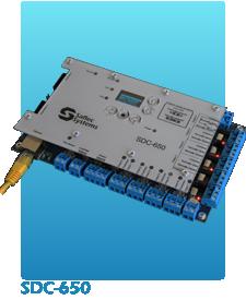 Saflec Systems Controller 6SDC-650