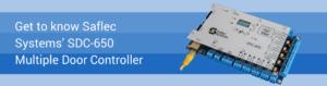 Safsys SDC-650 Door Controller