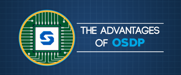 The advantages of OSDP
